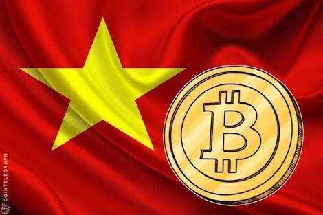 Bitcoine Vietnam da geçiyor