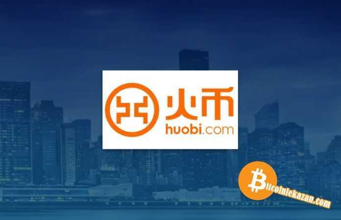 Huobi, Güney Kore'de 100 Kripto Parayla Piyasaya çıktı