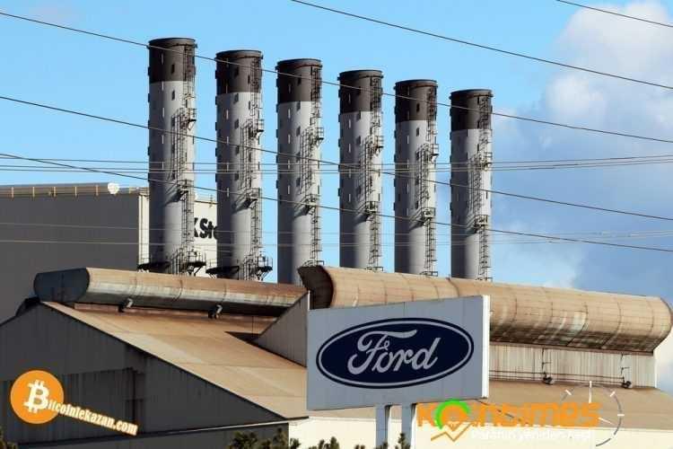 Ford , Blockchain Teknolojisiyle Trafik Problemine Çözüm Bulacak