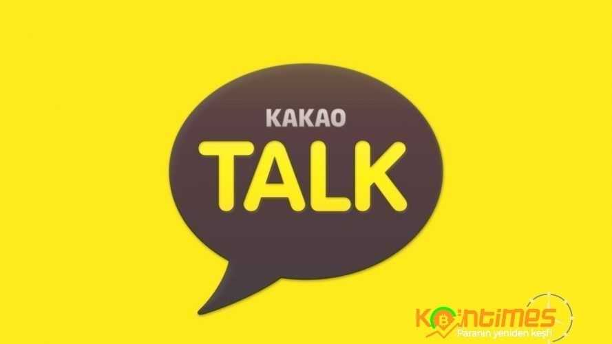 Kakao Talk , Blockchain Platformunun Oluşturulmasını Onayladı