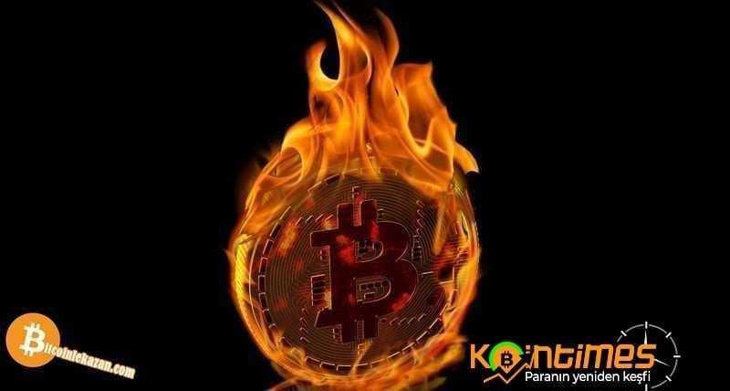 Bitcoin Tekrar Eski Günlerine Mi Dönüyor ?