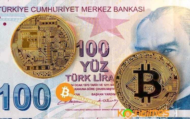 türk lirası ,bitcoin i̇le kıyaslanıyor !