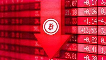 Bitcoin 90 dakika içinde 400 $ 'a Düştü !