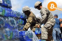 ABD Savunma Bakanlığı, Blockchain'in Afet Yardımında Kullanılabileceğini Belirtti