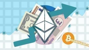 Ethereum Fiyat Analizi : Hacmi 3 Milyar Dolar Büyüdü