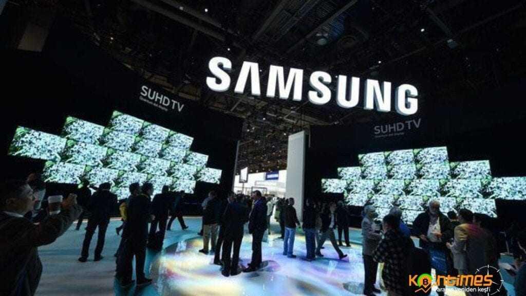 Enjin Coin ve Samsung Ortaklığı