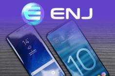 Enjin Samsung Ortaklığı Açıklandı Enjin %750 Değer Kazandı