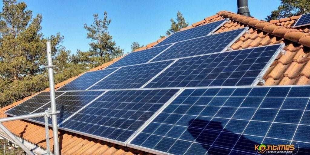 Güneş Enerjisi İle Madencilik