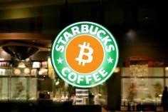Starbucks'ta Bitcoin Devri Başlıyor