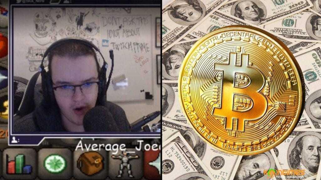 Twitch Bitcoin ile Bağış Sistemini Kaldırdı