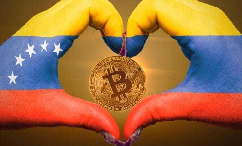 Venezüella'da Bitcoin Yatırımları Artıyor
