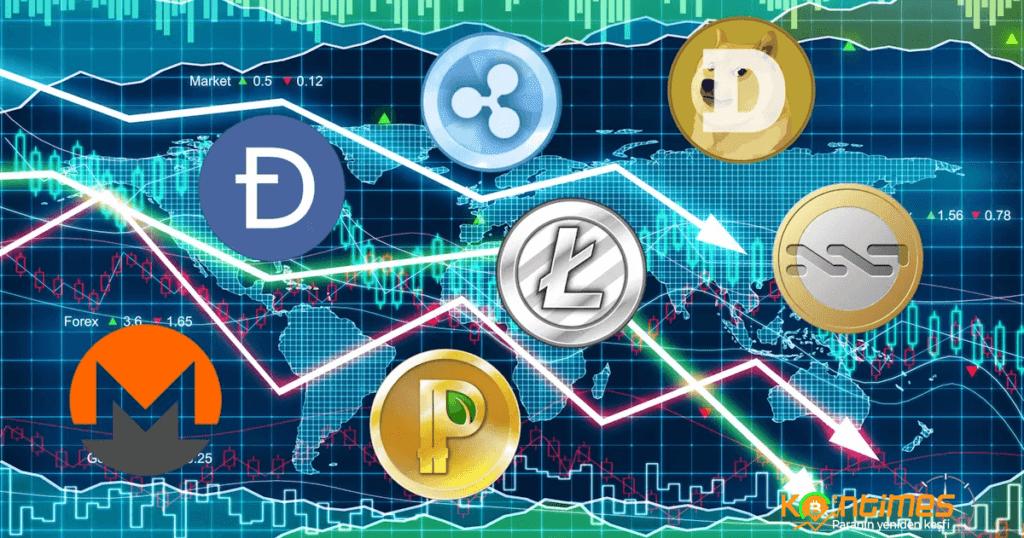 Ethereum, Litecoin ve XRP Hakkındaki Beklentiler Neler?