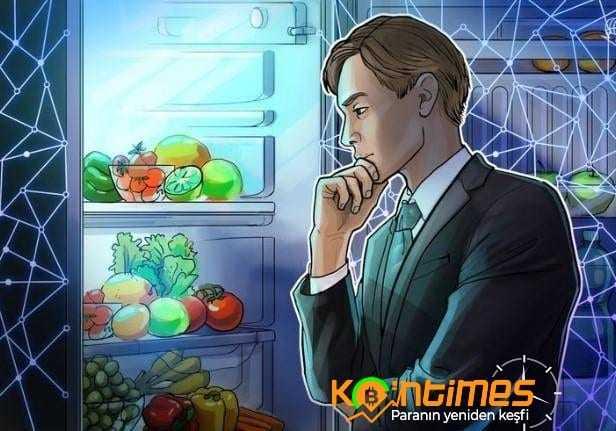 Blockchain Tabanlı Buzdolabı