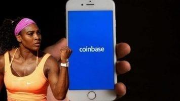 Serena Williams'ın Coinbase Yatırımı