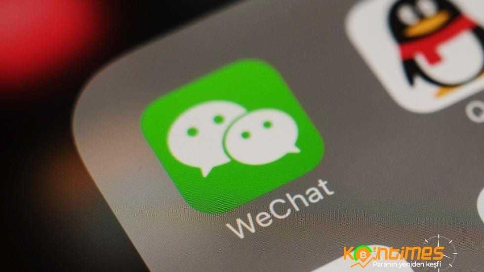 WeChat Kripto Para Kullanımını Yasakladı