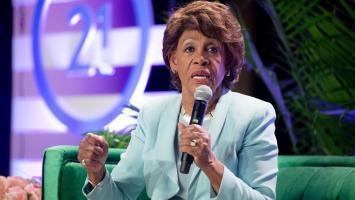 ABD Kongre Üyesi Waters: Libra Projesi Durdurulmalı