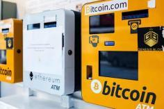 Dünya Genelindeki Bitcoin ATM Sayısı 5.000'e Ulaştı!