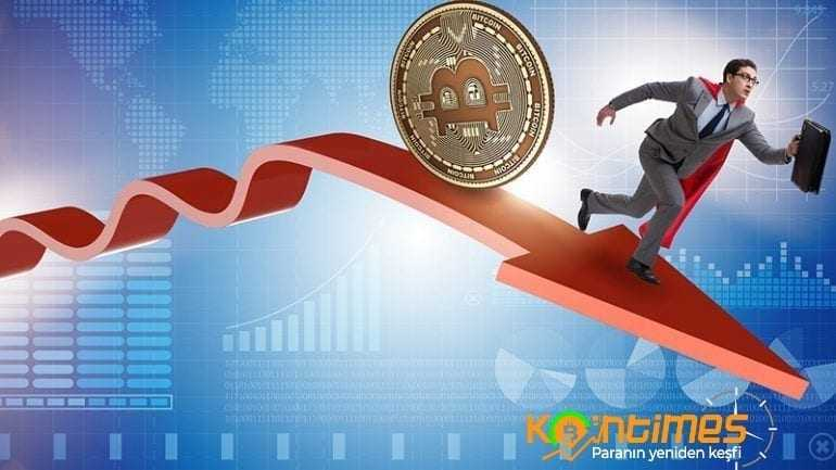 Bitcoin 800 Dolar Düşüş Yaşadı Diğer Coinler Onu İzledi