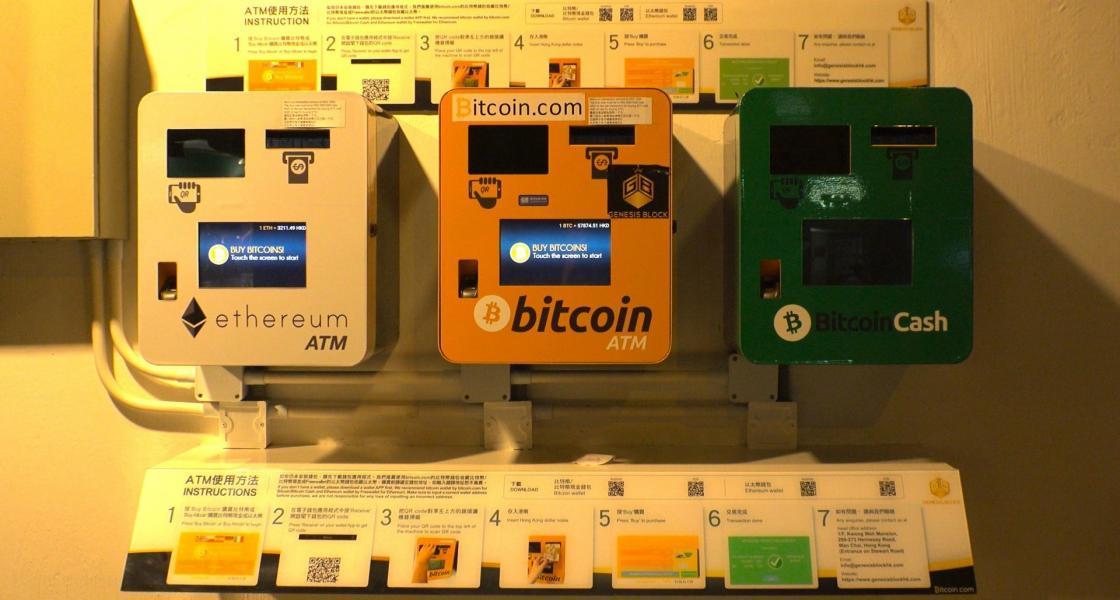Dünya Üzerindeki Kripto ATM Sayısı 5000'i Geçti