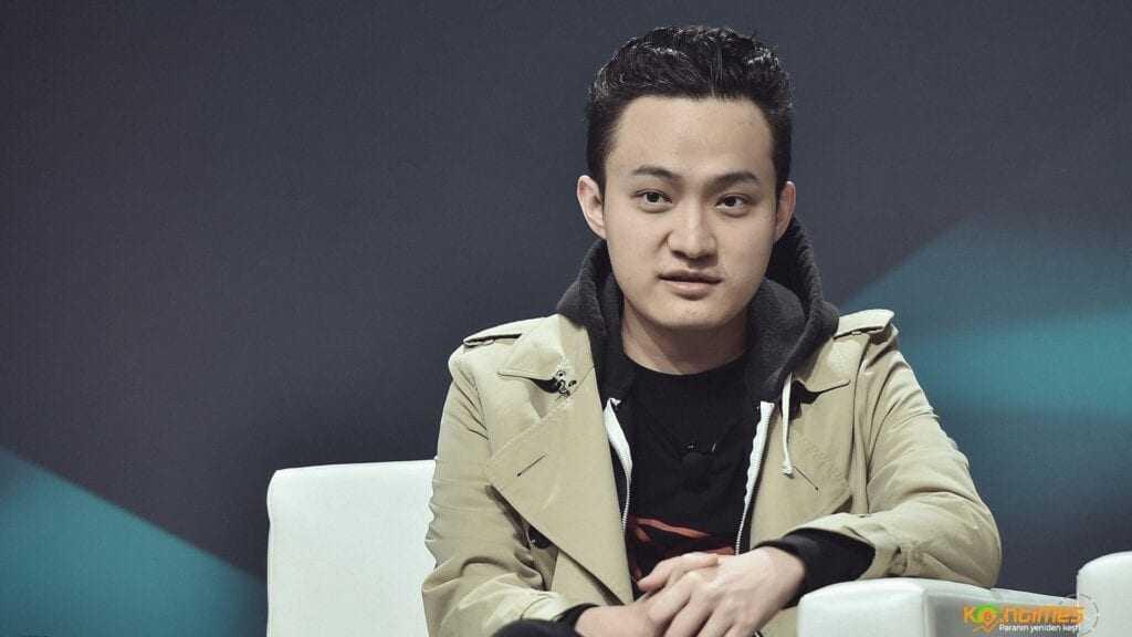 Justin Sun Kasım 2018'den Beri Çin Hükumeti Tarafından Aranıyor