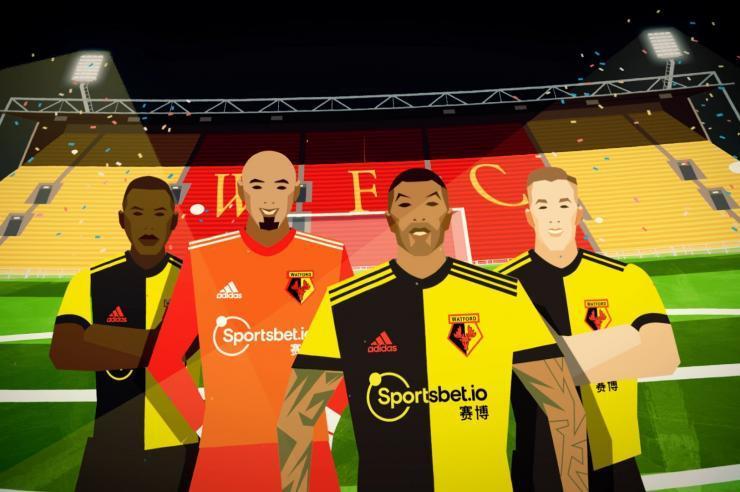 Watford, Formasına Kripto Spor Bahis Sponsoru Alan İlk Premier Lig Takımı Oldu
