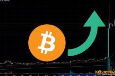 Balinalar geri döndü : Bitcoin uçuşa geçti