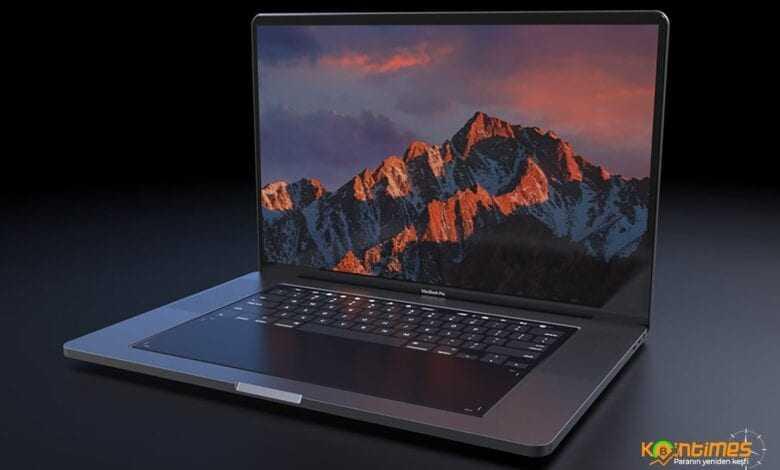 apple'dan 16 i̇nç yeni macbook pro