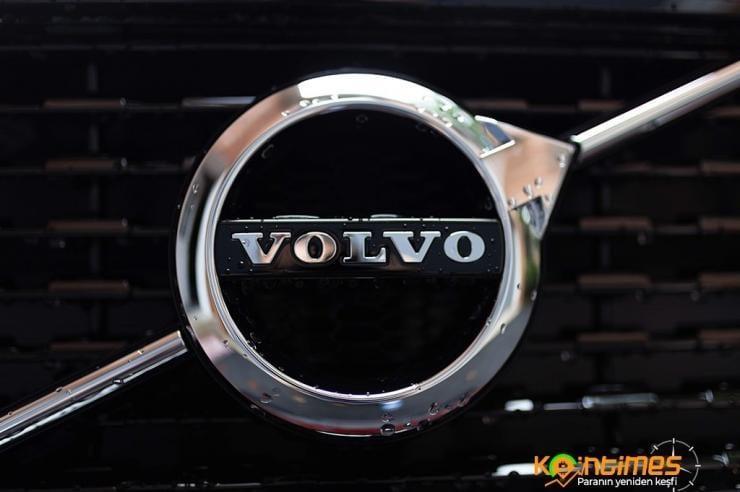 Volvo Sorumlu Kaynak Kullanımı Blockchain Ağına Katıldı