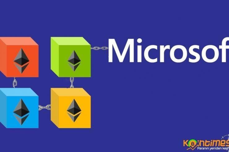 Microsoft ve Ethereum birlikte yeni bir kripto para projesine imza atıyor.