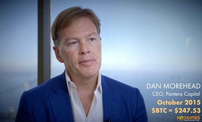 Pantera Capital Patronu Dan Morehead: Bitcoin 50 Endüstriyi Bozacak