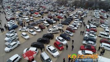 İkinci El Otomobil Satış Fiyatlarında Rekor Artış