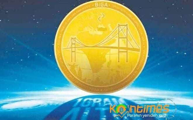 türkiye'nin altın destekli biga kripto paraları artık tamamen i̇şlevsel
