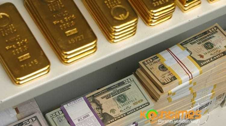 dolar da i̇yimserlik yükseldikçe altın fiyatları düşüyor