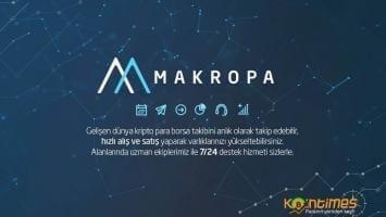 Kripto para borsası Makropa Kapanıyor !