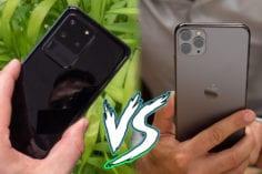 Samsung S20 Ultra VS İphone 11 Pro Max