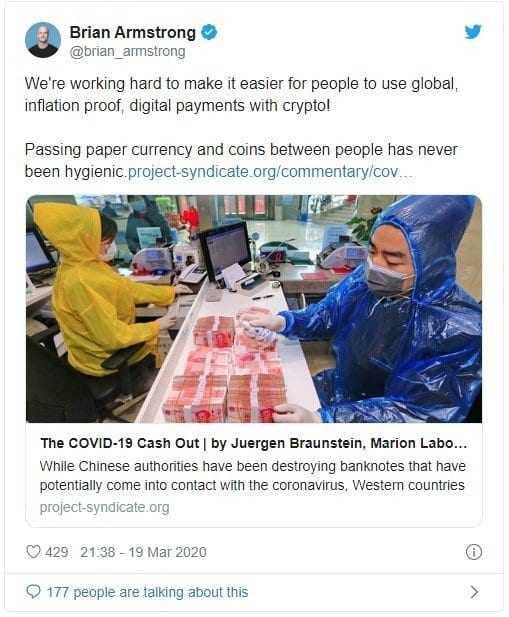 Bitcoin Hijyenik Olmayan Fiat Para Birimi için Modern Bir Çözüm Sunuyor