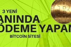 Ücretsiz Bitcoin Kazandıran 3 Site