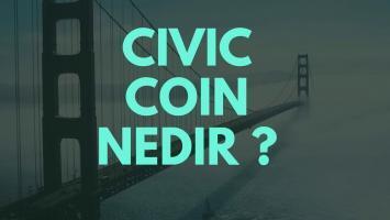 civic coin nedir