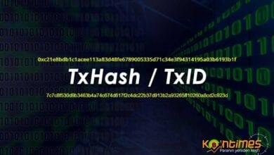 txid (transaction hash) nedir?