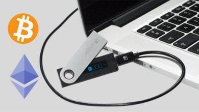 ledger nano s kripto para cüzdanı