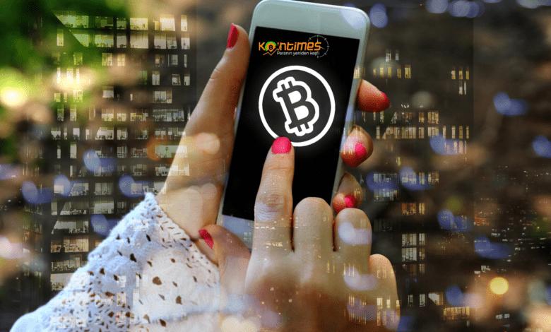 telefondan bitcoin nasıl alınır?