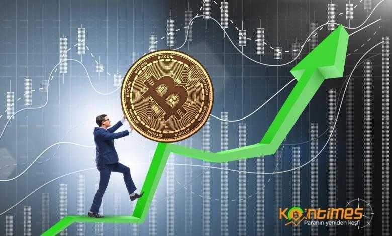 bitcoin'le birlikte bu altcoin'lerde gözünü yukarıya dikti! 1