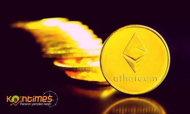 ethereum 2.0 güncellemesinde tutulan eth miktarı 2 milyon doları aştı!