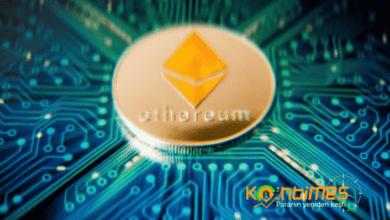 ethereum i̇şlemleri bitcoin'i ezdi geçti!