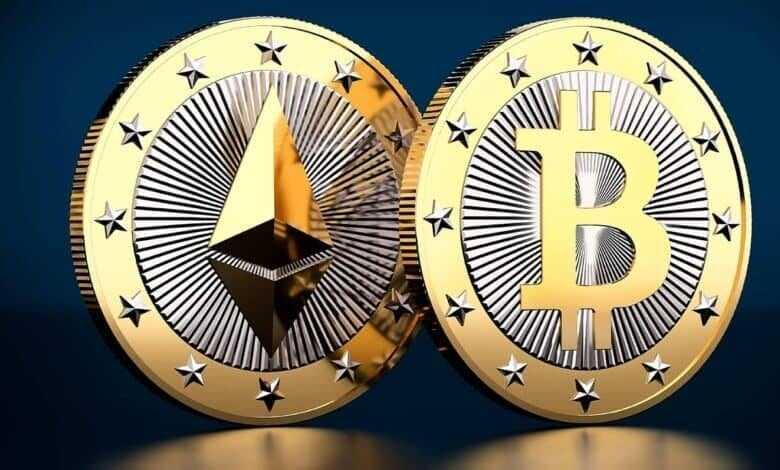bitcoin ve ethereum miktarı borsalarda azaldı 1