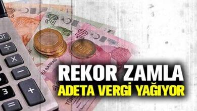 vergilerde artış yaşanacak mı, ek vergi hazırlıkları yapılıyor 2