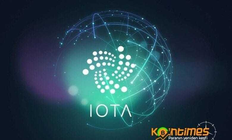 iota (miota) piyasaların tersine yükseldi 1