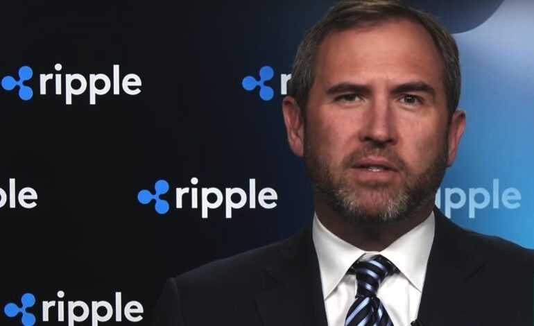 ripple ceo'sundan xrp hakkında önemli açıklama geldi, umutlar yükseldi 1
