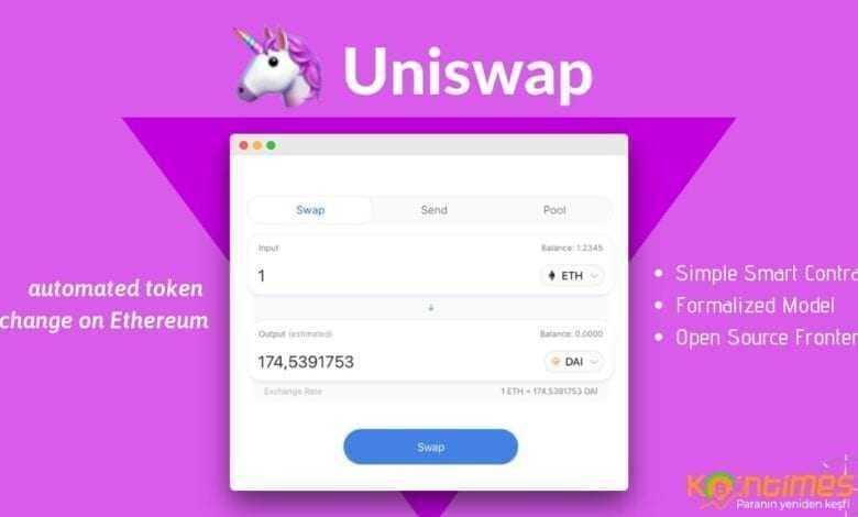 uniswap'tan kullanıcılarına önemli uyarı geldi, dikkatli olmaları i̇stendi 1
