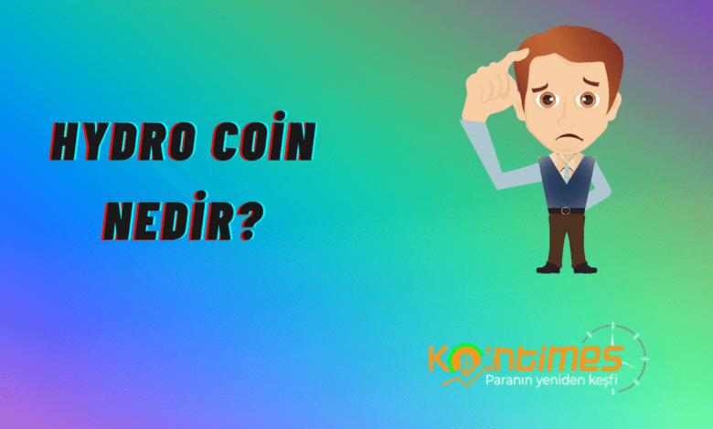 hydro coin nedir? hydro coin yorum ve grafiği 1